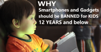 Kids Below 12 Should Have Restricted Access to Smartphones and Gadgets: Here's Why